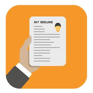 Resume sample service industry